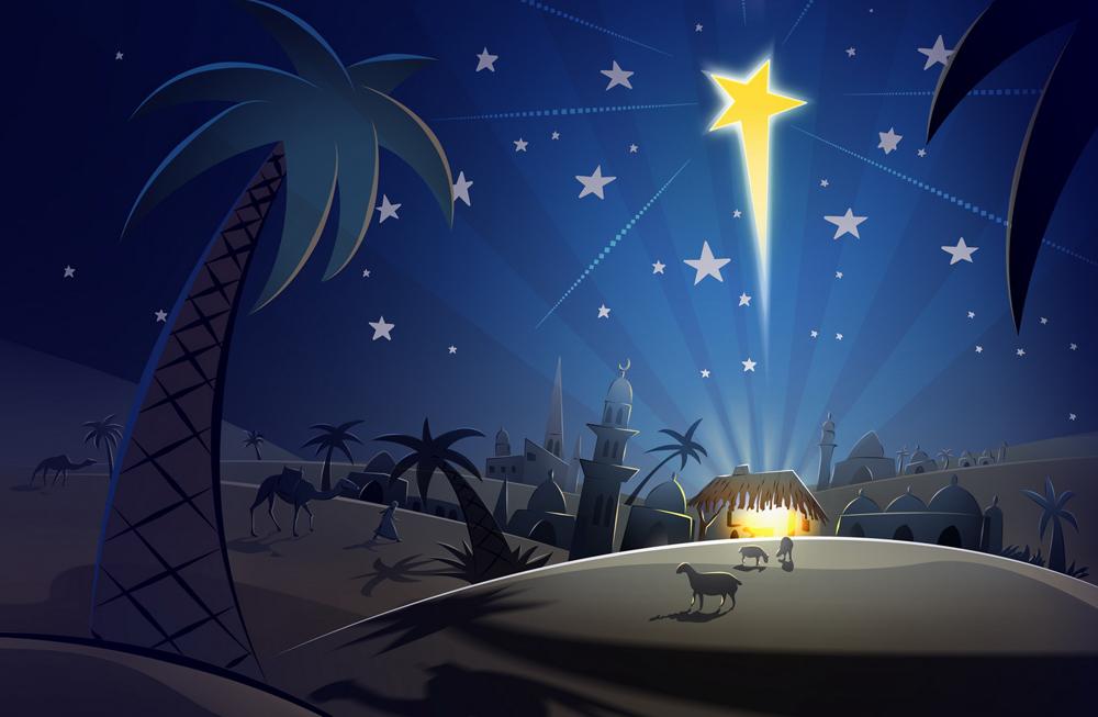Página de Navidad